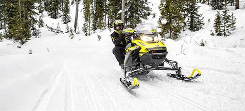 2018 Ski-Doo MXZ X 850 E-TEC w/ Adj. Pkg. Ice Ripper XT 1.25 in Colebrook, New Hampshire