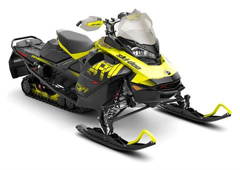 2018 Ski-Doo MXZ X 850 E-TEC w/ Adj. Pkg. Ice Ripper XT 1.25 in Salt Lake City, Utah