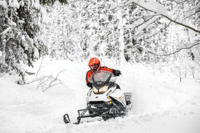 2018 Ski-Doo Renegade Adrenaline 850 E-TEC in Honesdale, Pennsylvania