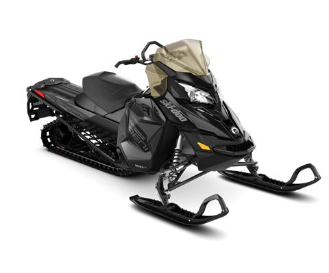 2018 Ski-Doo Renegade Backcountry 600 H.O. E-TEC in Concord, New Hampshire