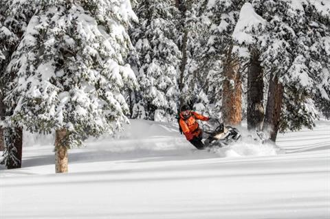 2018 Ski-Doo Renegade Backcountry 600 H.O. E-TEC in Wenatchee, Washington