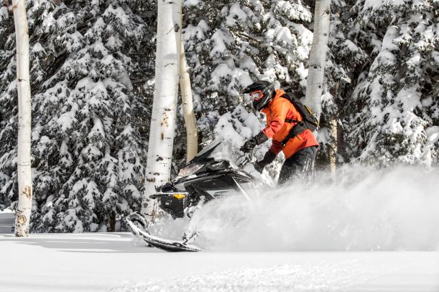 2018 Ski-Doo Renegade Backcountry 600 H.O. E-TEC in Fond Du Lac, Wisconsin