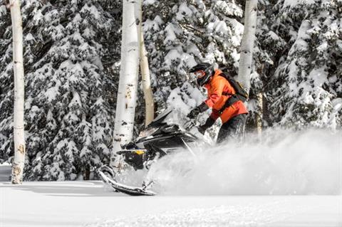 2018 Ski-Doo Renegade Backcountry 600 H.O. E-TEC in Speculator, New York