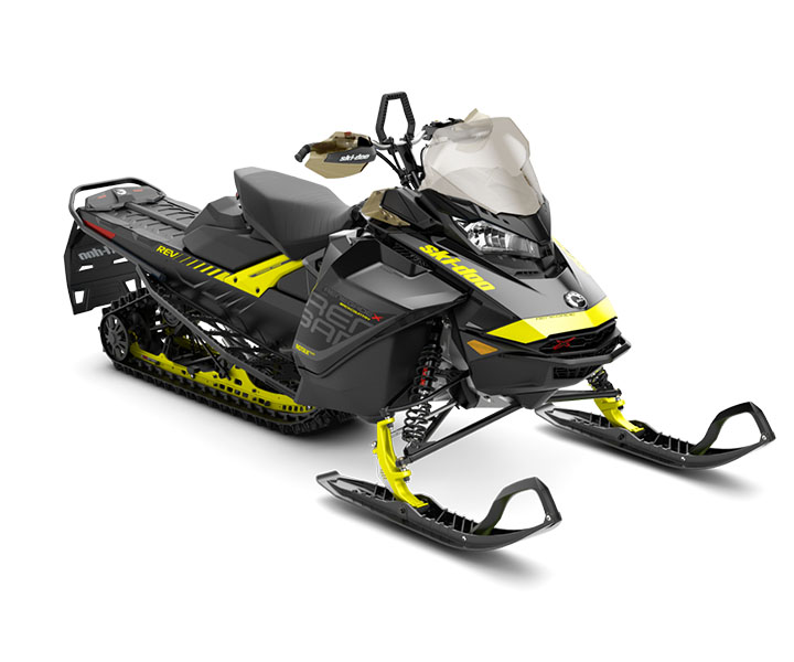 2018 Ski-Doo Renegade Backcountry X 850 E-TEC ES Cobra 1.6 in Presque Isle, Maine