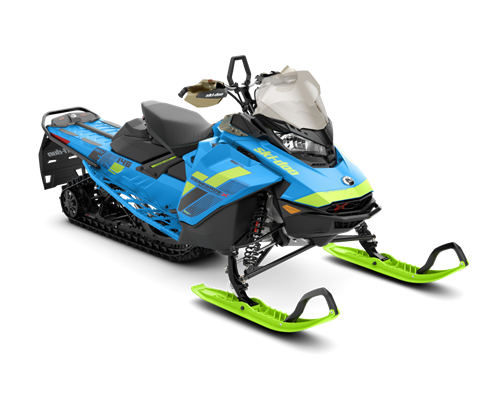 2018 Ski-Doo Renegade Backcountry X 850 E-TEC ES Cobra 1.6 in Unity, Maine