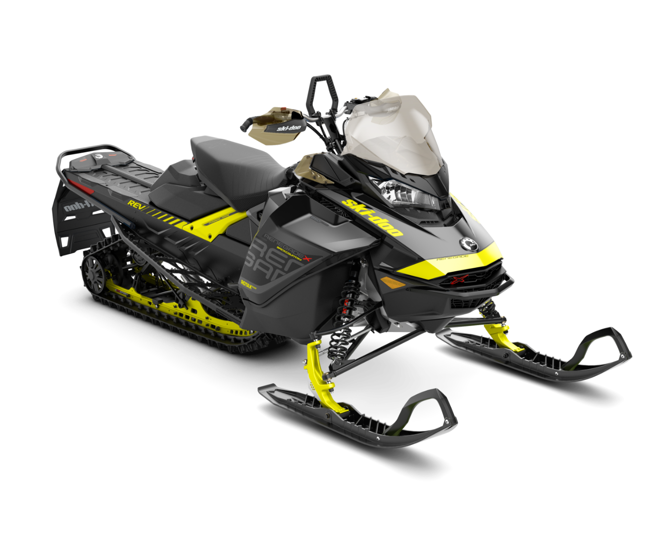 2018 Ski-Doo Renegade Backcountry X 850 E-TEC ES Ice Cobra 1.6 in Boonville, New York