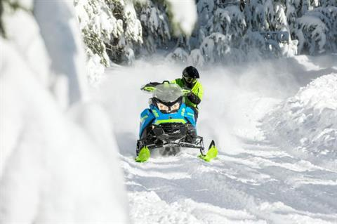2018 Ski-Doo Renegade Backcountry X 850 E-TEC ES Ice Cobra 1.6 in Colebrook, New Hampshire