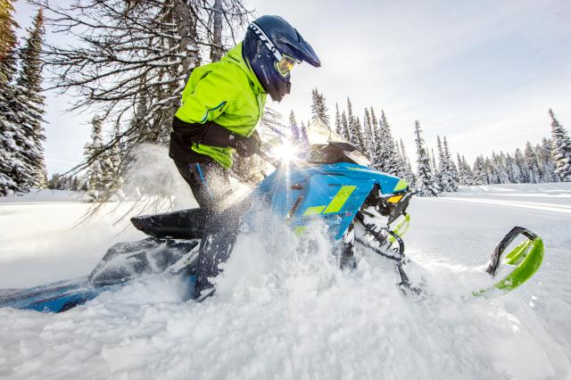 2018 Ski-Doo Renegade Backcountry X 850 E-TEC ES Ice Cobra 1.6 in Salt Lake City, Utah