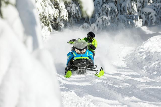 2018 Ski-Doo Renegade Backcountry X 850 E-TEC ES Ice Cobra 1.6 in Toronto, South Dakota