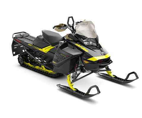 2018 Ski-Doo Renegade Backcountry X 850 E-TEC ES PowderMax 2.0 in Detroit Lakes, Minnesota