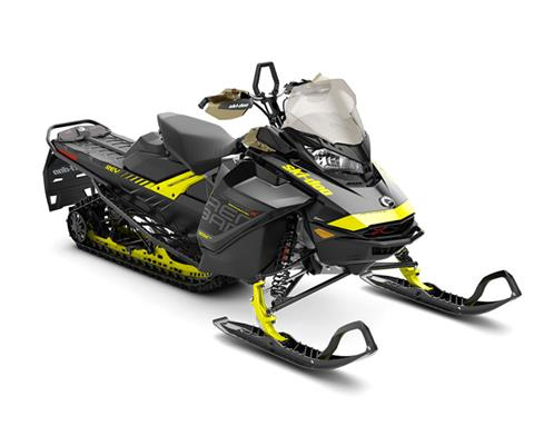 2018 Ski-Doo Renegade Backcountry X 850 E-TEC ES PowderMax 2.0 in Fond Du Lac, Wisconsin