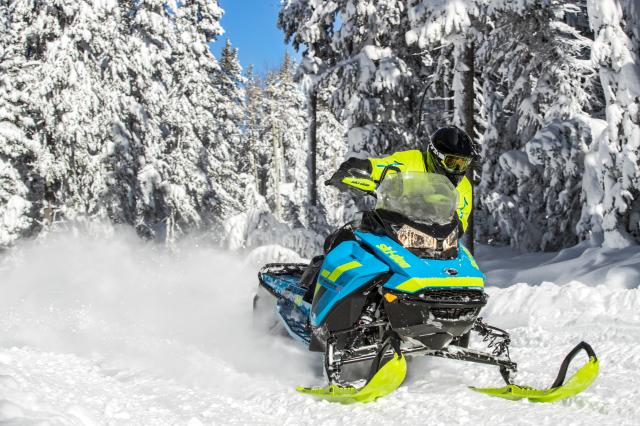 2018 Ski-Doo Renegade Backcountry X 850 E-TEC ES PowderMax 2.0 in Huron, Ohio