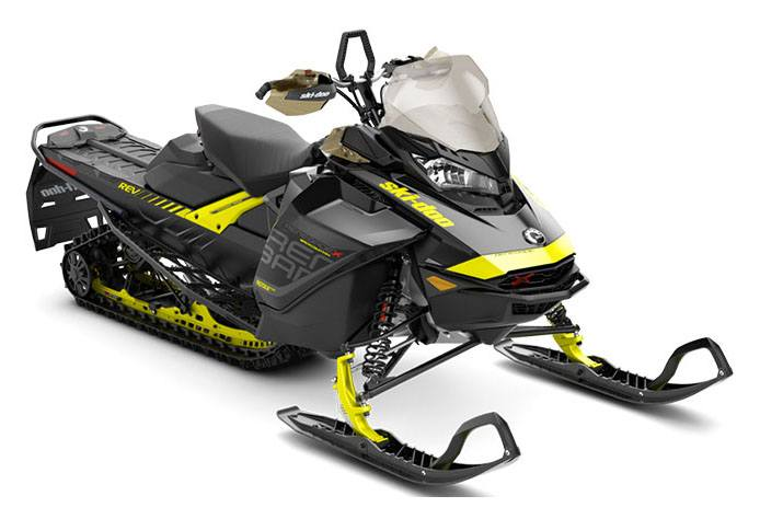 2018 Ski-Doo Renegade Backcountry X 850 E-TEC ES PowderMax 2.0 in Fond Du Lac, Wisconsin - Photo 1