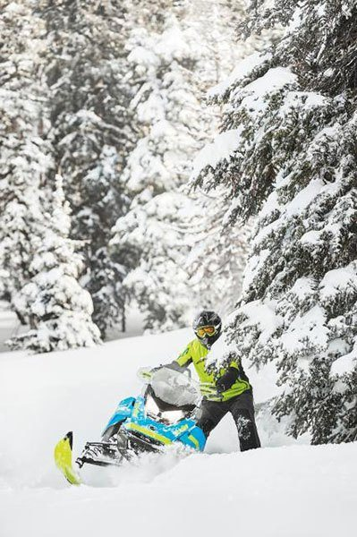 2018 Ski-Doo Renegade Backcountry X 850 E-TEC ES PowderMax 2.0 in Fond Du Lac, Wisconsin - Photo 5