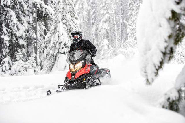 2018 Ski-Doo Renegade Enduro 1200 4-TEC ES in Saint Johnsbury, Vermont
