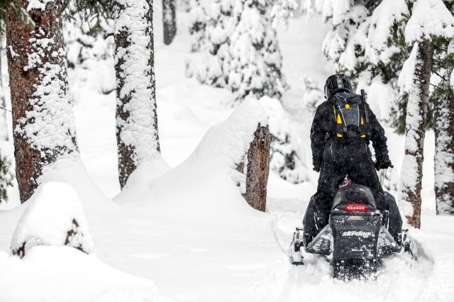 2018 Ski-Doo Renegade Enduro 600 HO E-TEC ES in Waterbury, Connecticut