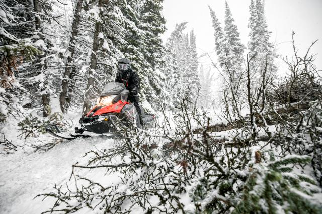 2018 Ski-Doo Renegade Enduro 600 HO E-TEC ES in Clarence, New York - Photo 3