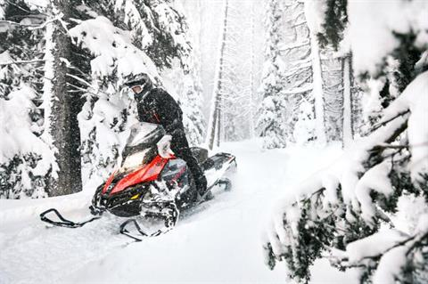 2018 Ski-Doo Renegade Enduro 600 HO E-TEC ES in Clinton Township, Michigan