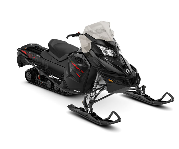2018 Ski-Doo Renegade Enduro 600 HO E-TEC ES in Yakima, Washington