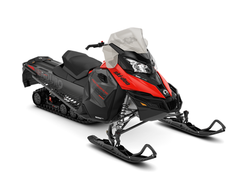 2018 Ski-Doo Renegade Enduro 800R E-TEC ES in Lancaster, New Hampshire