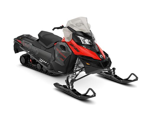 2018 Ski-Doo Renegade Enduro 800R E-TEC ES in Colebrook, New Hampshire