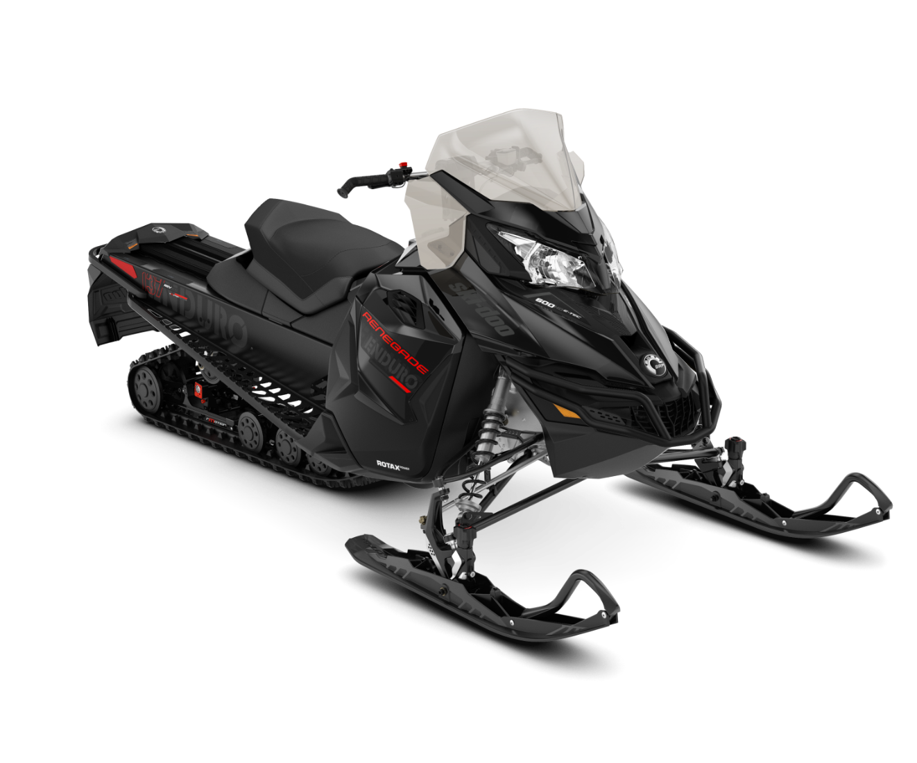 2018 Ski-Doo Renegade Enduro 900 ACE ES in Concord, New Hampshire