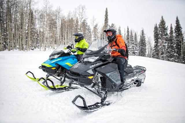 2018 Ski-Doo Renegade Sport 600 ACE in Inver Grove Heights, Minnesota