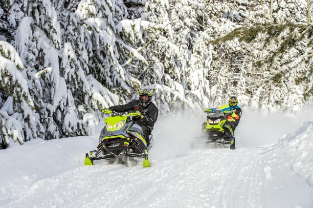 2018 Ski-Doo Renegade Sport 600 ACE in Clinton Township, Michigan