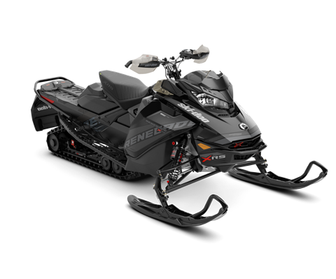 2018 Ski-Doo Renegade X-RS 850 E-TEC ES Ripsaw 1.25 in Colebrook, New Hampshire