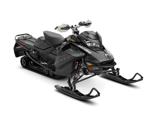 2018 Ski-Doo Renegade X-RS 850 E-TEC ES w/ Adj. Pkg. Ice Cobra 1.6 in Detroit Lakes, Minnesota