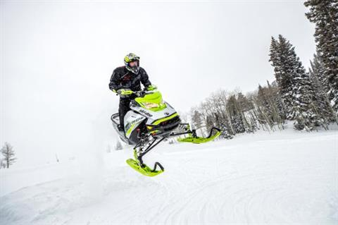 2018 Ski-Doo Renegade X-RS 850 E-TEC ES w/ Adj. Pkg. Ice Cobra 1.6 in Presque Isle, Maine