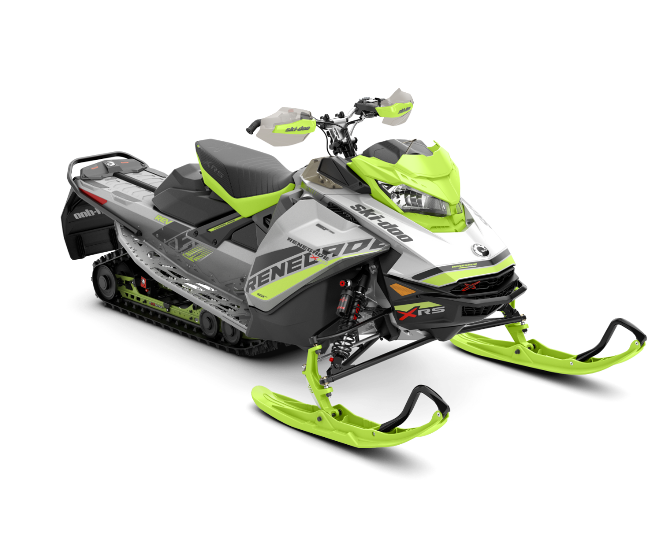 2018 Ski-Doo Renegade X-RS 850 E-TEC ES w/ Adj. Pkg. Ripsaw 1.25 in Cottonwood, Idaho
