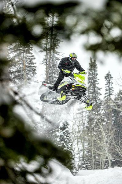 2018 Ski-Doo Renegade X-RS 850 E-TEC ES w/ Adj. Pkg. Ripsaw 1.25 in Fond Du Lac, Wisconsin - Photo 5
