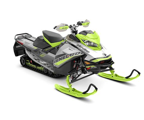 2018 Ski-Doo Renegade X-RS 850 E-TEC ES w/ Adj. Pkg. Ripsaw 1.25 in Boonville, New York