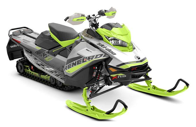 2018 Ski-Doo Renegade X-RS 850 E-TEC ES w/ Adj. Pkg. Ripsaw 1.5 in Fond Du Lac, Wisconsin - Photo 1