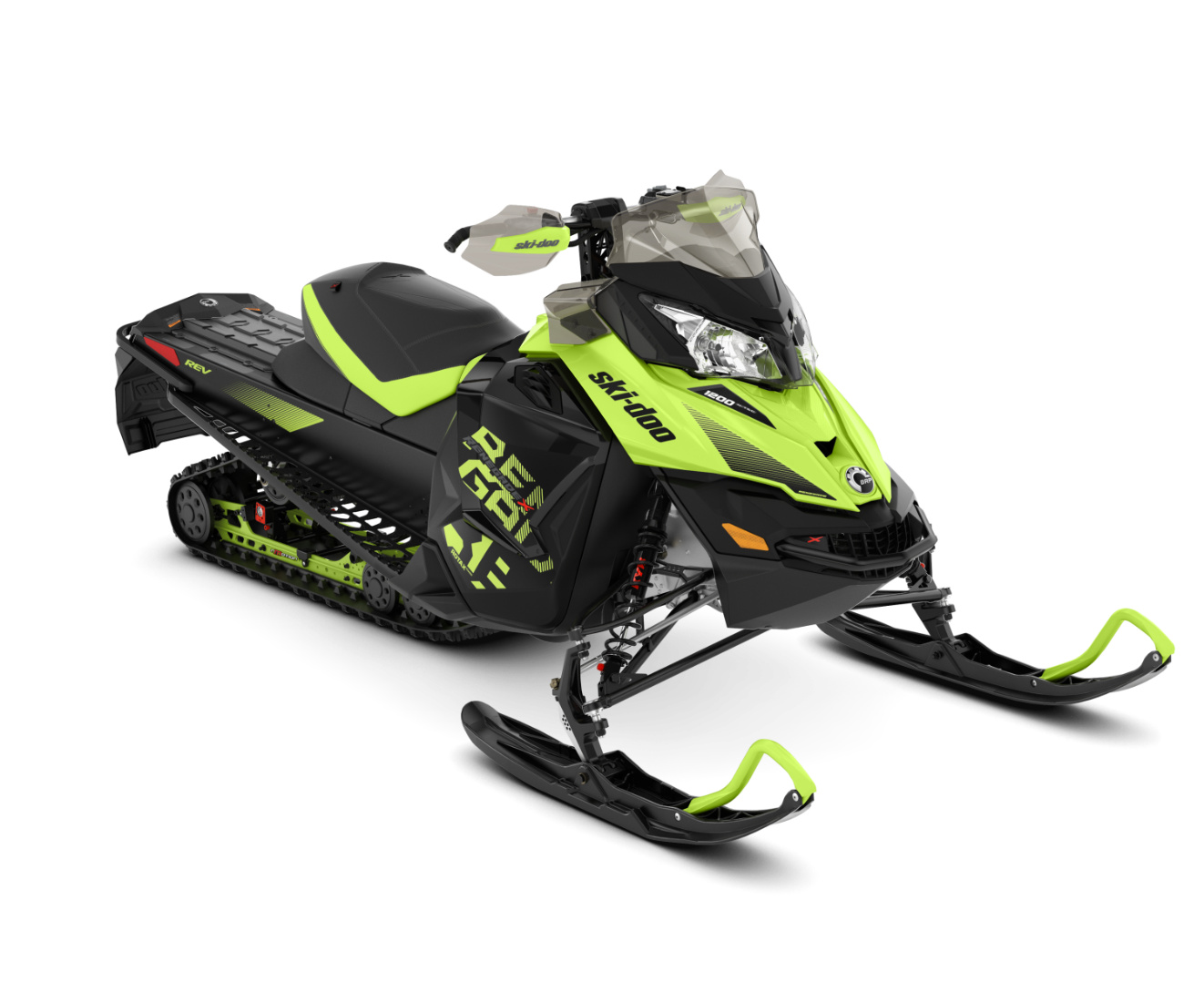 2018 Ski-Doo Renegade X 1200 4-TEC ES Ice Cobra 1.6 in Honesdale, Pennsylvania