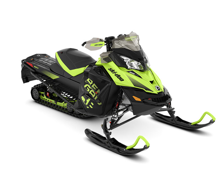 2018 Ski-Doo Renegade X 1200 4-TEC ES Ice Ripper XT 1.25 in Moses Lake, Washington