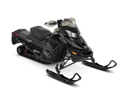 2018 Ski-Doo Renegade X 1200 4-TEC ES w/ Adj. Pkg Ice Ripper XT 1.25 in Ponderay, Idaho
