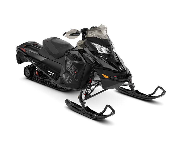 2018 Ski-Doo Renegade X 600 HO E-TEC ES Ripsaw 1.25 in Colebrook, New Hampshire