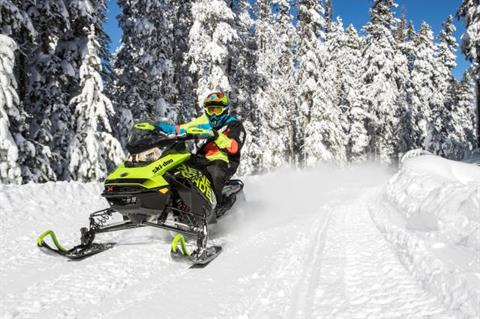 2018 Ski-Doo Renegade X 600 HO E-TEC ES Ripsaw 1.25 in Baldwin, Michigan
