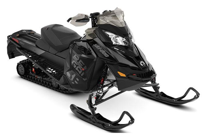 2018 Ski-Doo Renegade X 600 HO E-TEC ES w/ Adj. Pkg Ice Cobra 1.6 in Fond Du Lac, Wisconsin - Photo 1