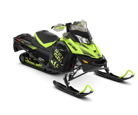 2018 Ski-Doo Renegade X 600 HO E-TEC ES w/ Adj. Pkg Ice Cobra 1.6 in Toronto, South Dakota