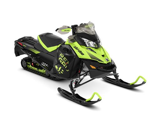 2018 Ski-Doo Renegade X 600 HO E-TEC ES w/ Adj. Pkg Ice Cobra 1.6 in Boonville, New York