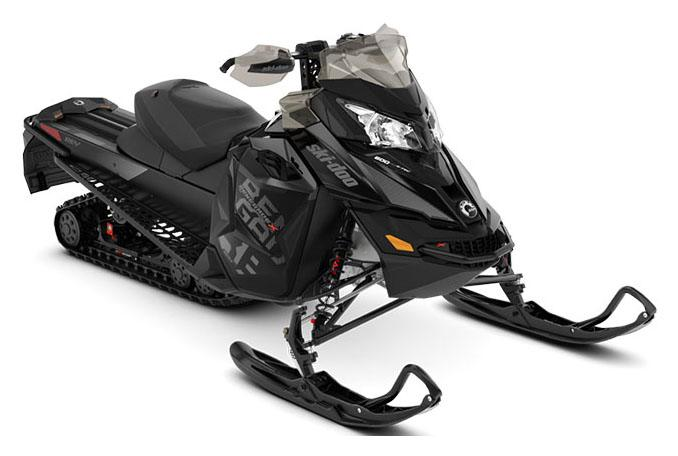 2018 Ski-Doo Renegade X 600 HO E-TEC ES w/ Adj. Pkg Ripsaw 1.25 in Salt Lake City, Utah