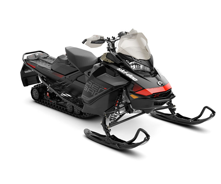 2018 Ski-Doo Renegade X 850 E-TEC ES Ripsaw 1.25 in Salt Lake City, Utah