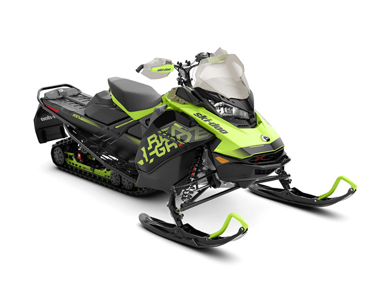 2018 Ski-Doo Renegade X 850 E-TEC ES w/ Adj. Pkg Ice Cobra 1.6 in Inver Grove Heights, Minnesota
