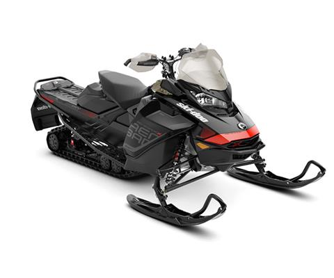 2018 Ski-Doo Renegade X 850 E-TEC ES w/ Adj. Pkg Ice Ripper XT 1.25 in Massapequa, New York