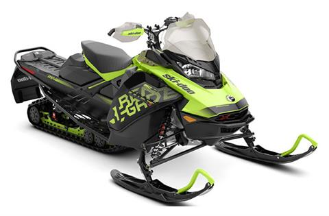 2018 Ski-Doo Renegade X 850 E-TEC ES w/ Adj. Pkg Ice Ripper XT 1.25 in Clarence, New York - Photo 1