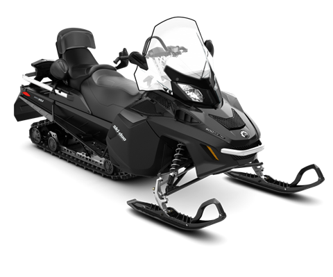 2018 Ski-Doo Expedition LE 600 H.O. E-TEC in Unity, Maine