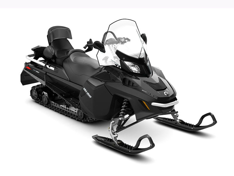 2018 Ski-Doo Expedition LE 600 H.O. E-TEC in Sauk Rapids, Minnesota